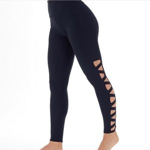 Bally Total Fitness Leggings